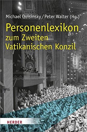 Personenlexikon zum Zweiten Vatikanischen Konzil