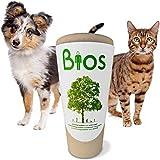 Bios Memorial Pet Verlust Urne für Ihren Hund, Katze, Vogel, Pferd oder klein Tier. Tod eine Transformation, wie Ihr Liebling 's asche sind wieder zum Leben durch der Natur. Grow a Baum. 100% biologisch abbaubar. 100% mit Liebe gemacht.