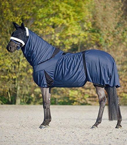 WALDHAUSEN Ekzemdecke, nachtblau, Rückenlänge 135 cm