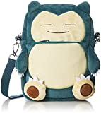 Pokemon Snorlax Pochette Plush Crossbody Brieftasche