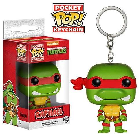 Funko - POP Keychain: TMNT - Raphael