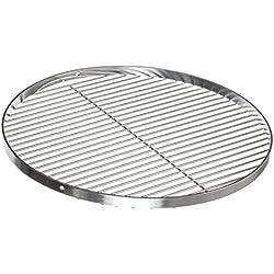 Grillrost Edelstahl Schwenkgrill - Rostfrei von Brandsseller - Durchmesser 60 cm