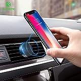 KR-Sale - Auto Handyhalter, magnetische Handyhalterung (Silver)