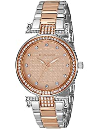 Giordano Analog Rose Gold Dial Women's Watch-A2057-88