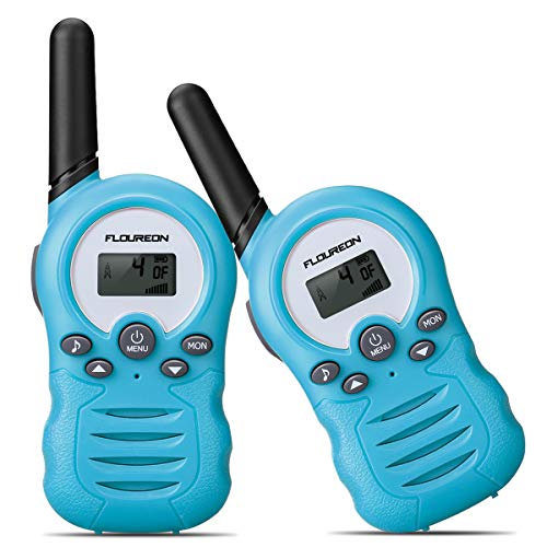 FLOUREON Walkie Talkie BLU