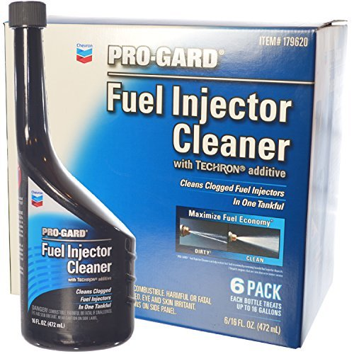 chevron-pro-gard-fuel-injector-cleaner-with-techron-6-bottle-pack-by-chevron