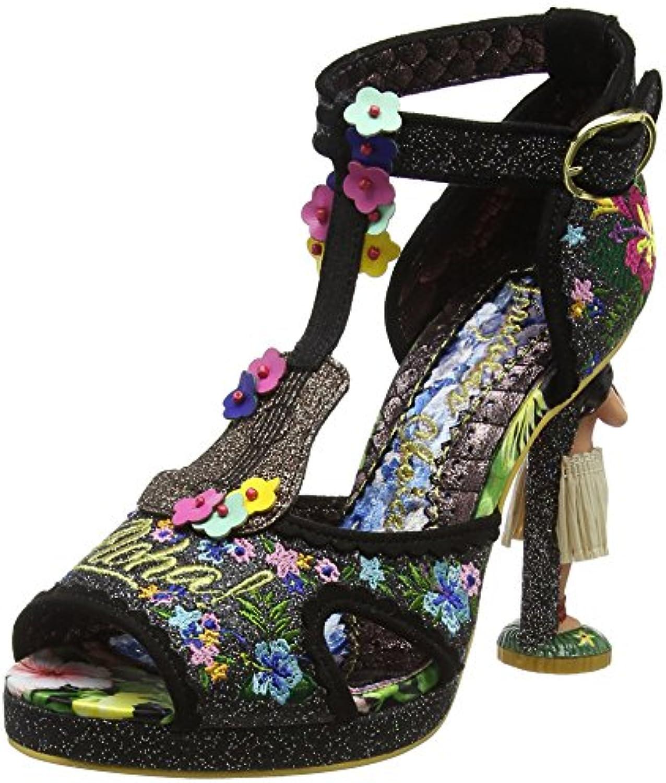 1dd328351c1 Irregular Choice Women rsquo s Women rsquo s Women rsquo s Magical Maui Ankle  Strap Sandals B0758J4BQM Parent 548e79
