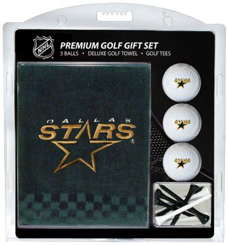 NHL Dallas Stars besticktes Handtuch Geschenk-Set