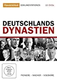 Deutschlands Dynastien - Pioniere, Macher, Visionäre (Handelsblattedition) [10 DVDs]