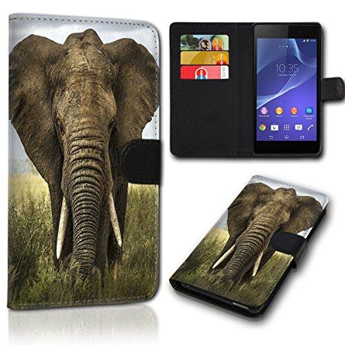 sw-mobile-shop Book Style Wiko Wim Lite Tasche Flip Brieftasche Handy Hülle Kartenfächer für Wiko Wim Lite - Design Flip SVH1182