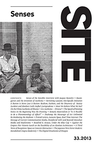 Site 33: Senses by Sven-Olov Wallenstein (Editor), Kim West (Editor), Staffan Lundgren (Editor) (23-Apr-2013) Paperback