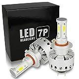 Safego H7 LED AutoLicht Scheinwerferlampe Birnen...