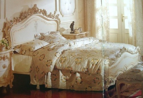 Letto matrimoniale scegliere il migliore una guida for Letto matrimoniale stile barocco