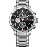 TOMMY HILFIGER TH 1791141 Trent Stainles...