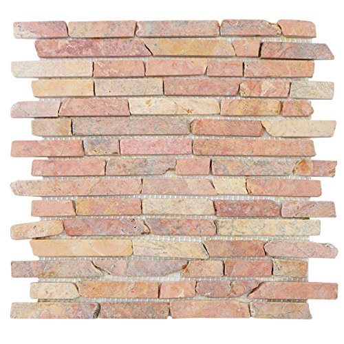 piastrelle-per-pavimento-e-parete-vigo-t688-marmo-mosaico-30x30cm-11-pezzi-1mq-terracotta
