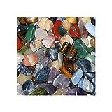 Stein Mix Trommelsteine 200 g. viele Steinsorten Steingröße ca. 20 bis 30 mm