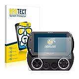 Sony PSP Go Protection Verre - BROTECT AirGlass Film Protecteur écran Vitre