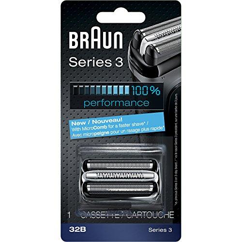 Braun Series 332B Ersatzteile, Folie KOPF Rasierer (Shaver Head-folie)