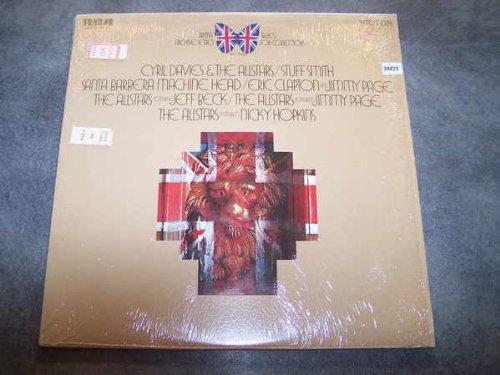 BLUES COMP:BRITISH BLUES ARCHIVE VOLUME 3 LP, FEAT. CYRIL DAVIES, STUFF SMITH, SANTA BARBARA MACHINE HEAD (US ISSUE EX/EX VINYL)