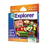 Best LeapFrog Tablet For Works - Leapfrog Learn To Read Collection Mysteries Ultra Ebook Review