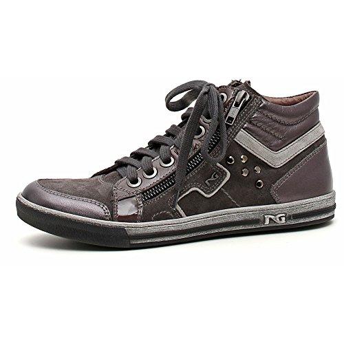 Nero Giardini Sneaker Donna Pelle/Camoscio A309600D Piombo