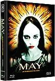 MAY - die Schneiderin des Todes  - auf 444 limitiertes Mediabook Cover A - Blu-ray Uncut Version
