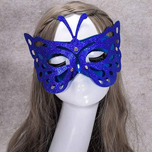 TianWlio Karnevals Maske Venezianische Maskerade Masken Karneval Party Kostüm Festival ()