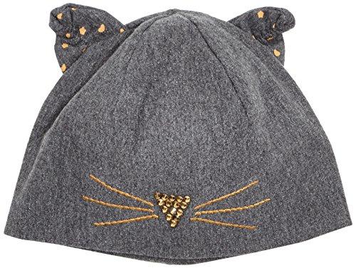 Sterntaler Mütze - Bonnet - Fille Gris (graphit 593)