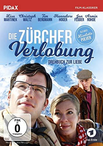 Die Zürcher Verlobung - Drehbuch zur Liebe / Grandiose Neuverfilmung des legendären Klassikers mit Christoph Waltz, Lisa Martinek und Liselotte Pulver (Pidax Film-Klassiker)