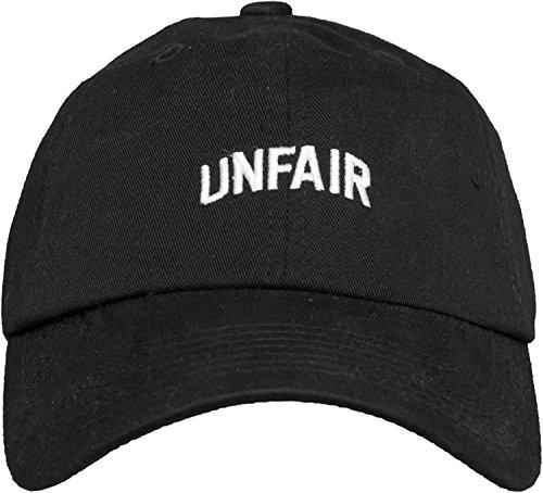 Unfair Athletics Unfair Cap schwarz