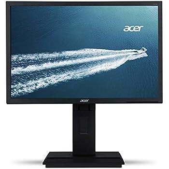 Acer B246HLymdr 60,9 cm (24 Zoll) Monitor (VGA, DVI, 5ms Reaktionszeit) dunkel grau/schwarz