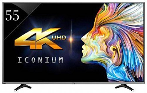 VU 138 cm (55 Inches) Ultra HD LED Smart TV 55UH7545 Ultra HD (4K) Smart LED TV (silver)