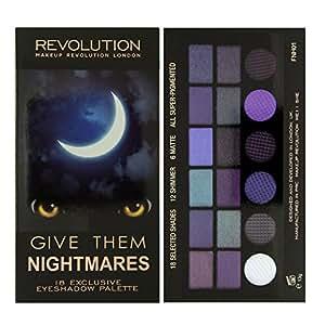 Eyeshadow Pallete Give Them Nightmares