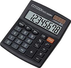 Citizen Semi Desktop SDC-805BN Calculator