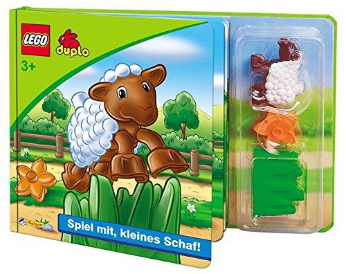 Preisvergleich Produktbild LEGO Duplo - Spiel mit, kleines Schaf!: mit original LEGO DUPLO Figur und Steinen