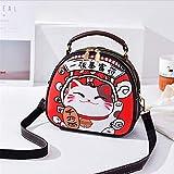 ignbaa Koreanische Version Des Kleinen Duft Mode Single Shoulder Messenger Bag