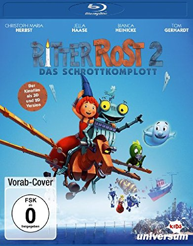 2 - Das Schrottkomplott (inkl. 2D-Version) (3D Blu-ray)