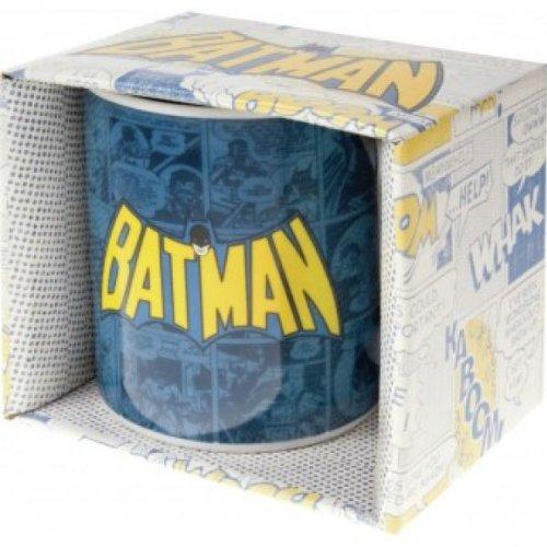Batman taza, cerámica