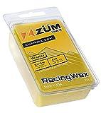 ZUMWax Ski/Snowboard RACING WAX - WARM Temperature - 100 gram - - EXCELLENT SPRING WAX !!! by ZUMWax