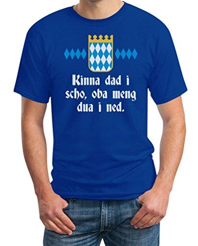 Oktoberfest Shirts München Wiesn   Dies sind DIE 10 BESTEN SPRÜCHE   Herren T-Shirts Kinna-Blau