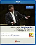 Bruckner:Symphony No. 9 [Staatskapelle Dresden, Christian Thielemann] [C MAJOR ENTERTAINMENT: BLU RAY] [Blu-ray]