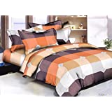Comforter For DoubleBed - Double Bed Luxurious Comforter Set - 4 Pc Set - (1 Comforter + 1 Double Bedsheet + 2 Pillow Cover) Multi