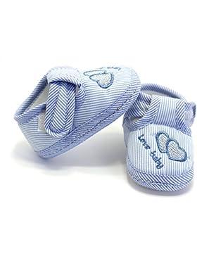 Krabbelschuhe Lauflernschuhe Babyschuhe Hausschuhe Schuhe Gr. 18-19
