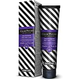 Color Psycho Tamer Semi-Permanent Hair Color Cream, Wild Purple 150 ml