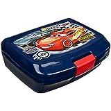 Scooli CAAD9900 - Brotzeitdose, Disney Pixar Cars 3, 14 x 7 x 6 cm