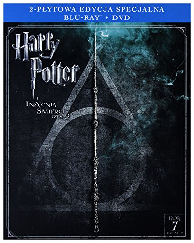 Harry Potter and the Deathly Hallows: Part 2 [DVD]+[Blu-Ray] [Region 2] (IMPORT) (Keine deutsche Version)