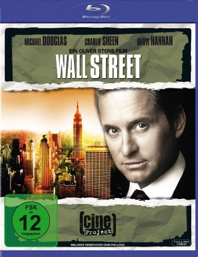 Wall Street - Cine Project [Blu-ray]