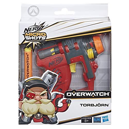 Overwatch Microshots Packung