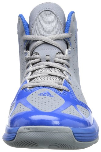 adidas Mad Handle, Baskets homme Gris - Grau (TECH GREY F12 / RUNNING WHITE FTW / BLUE BEAUTY F10)