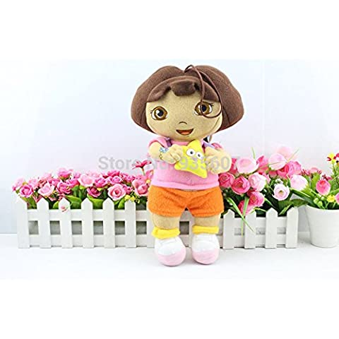 PELUCHE DORA LA EXPLORADORA 30CM DORA THE EXPLORER PLUSH DOLL